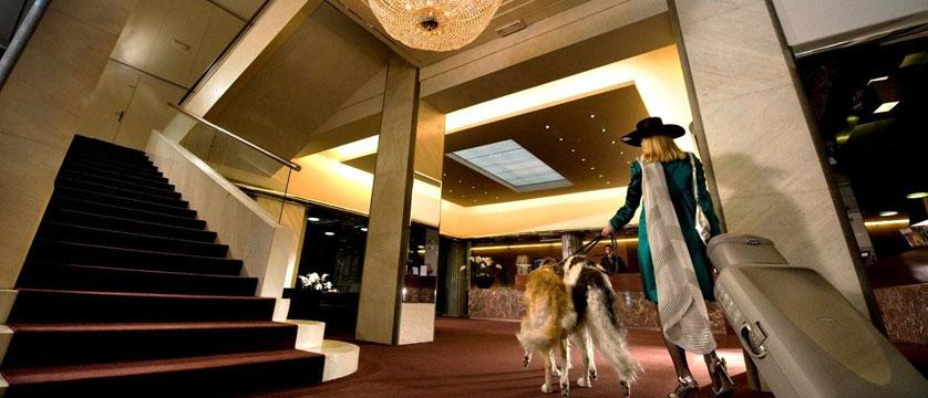 Hotel Slon, Ljubljana, Slovenia - Reception.jpg